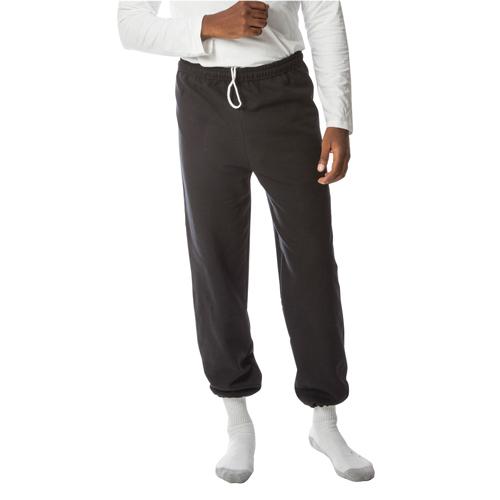 Men's Fleece Pants, Charcoal,Smoke,Steel, swatch