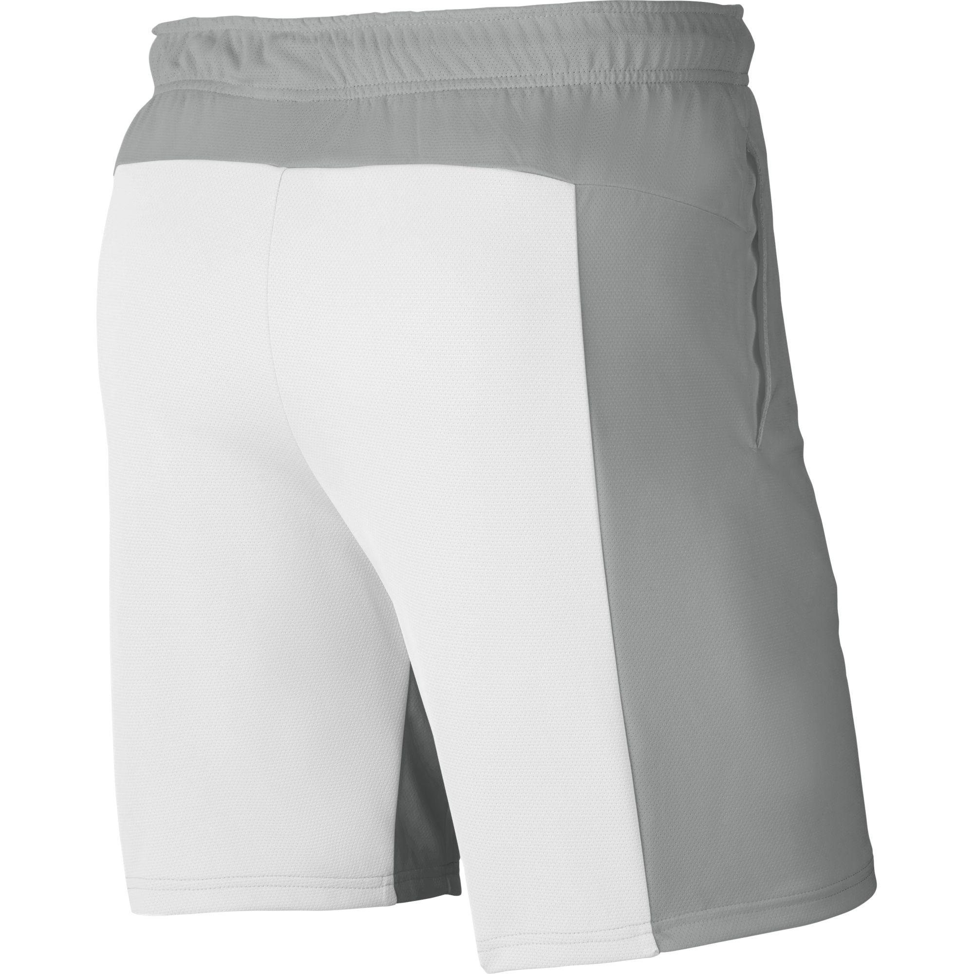 Men's Dri-FIT 5.0 PX GFX Training Shorts, Heather Gray, swatch