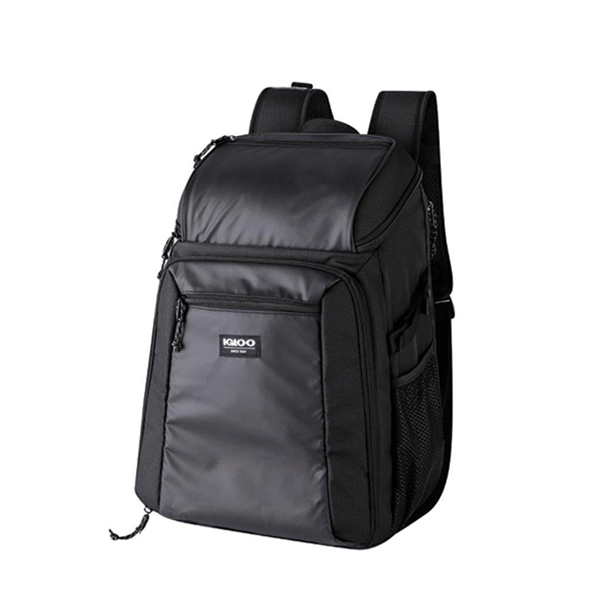 Outdoorsman Gizmo Backpack, Black, swatch