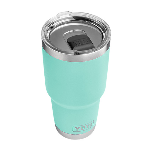 Rambler 30oz with MagSlider, Sea Green, swatch