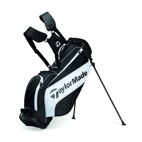 TM 3.0 Lite Stand Bag, Black/White, swatch