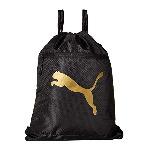 Equivalence Sackpack, Black/Gold, swatch