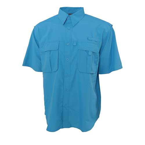 Men's Solid Campshirts, , large