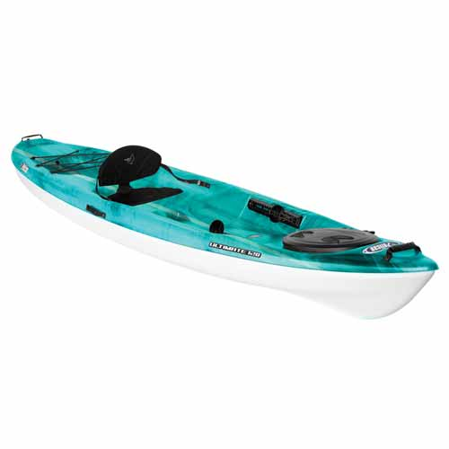 Ultimate 120 Sit-On Kayak, Turquoise,Aqua, swatch