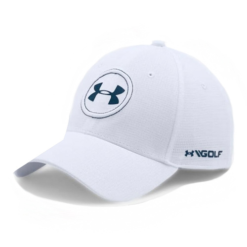 Men's Jordan Spieth Tour Cap, White, swatch