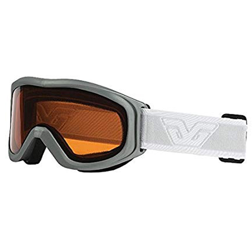 Crest Goggles, Silver/White, swatch