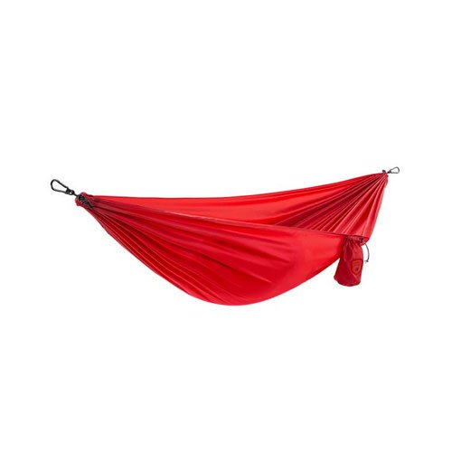 Ultralite Hammock With Carabiner, Red, swatch