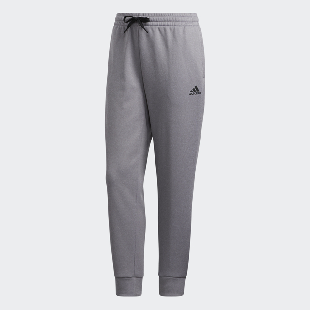 Women's Game and Go Tapered Joggers, Heather Gray, swatch