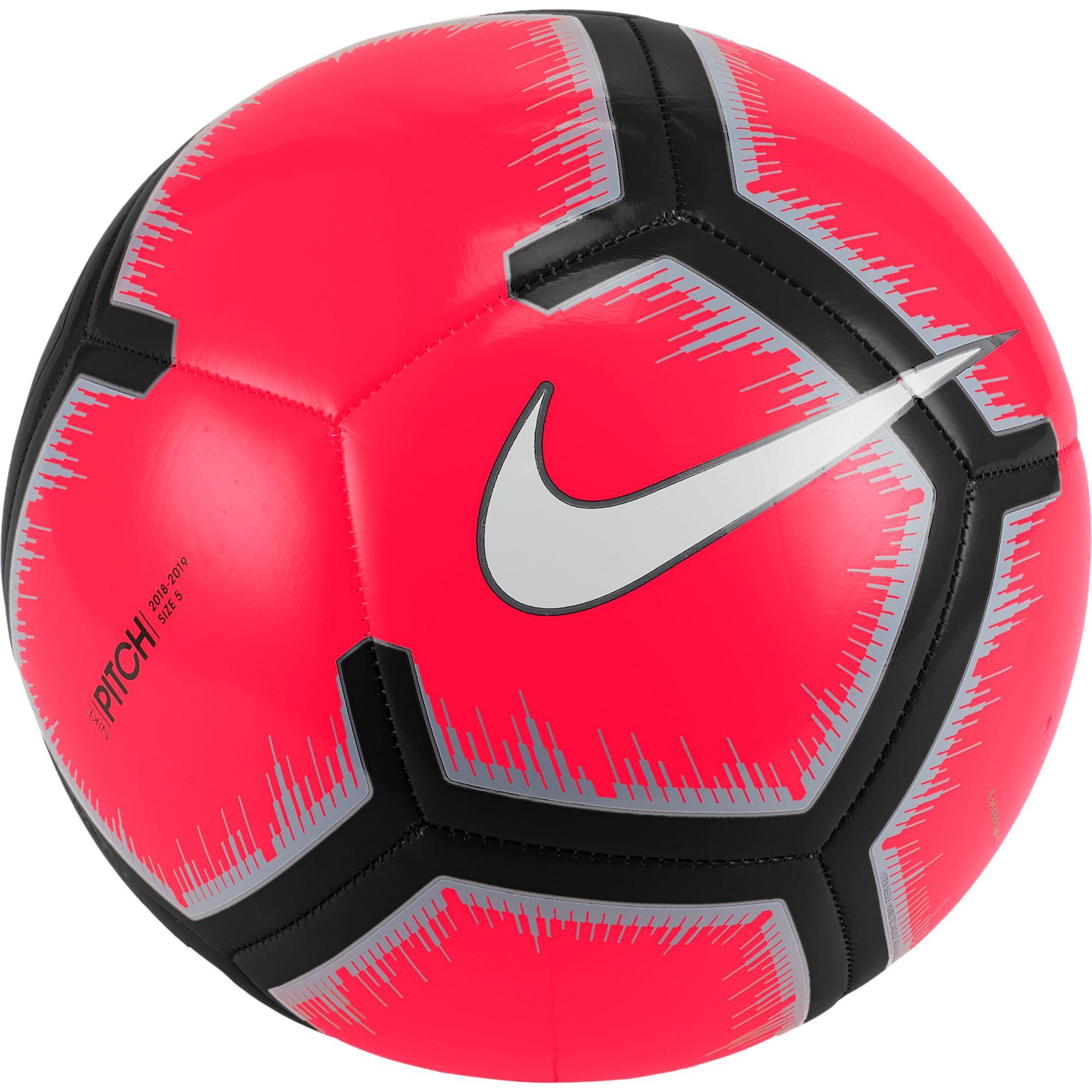 Pitch Soccer Ball, Crimson, swatch
