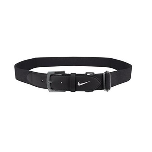 Adult Baseball Belt 2.0, Black, swatch