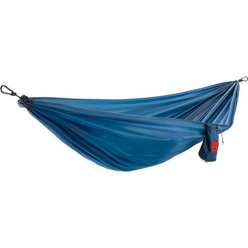 Ultralite Hammock With Carabiner, Blue, swatch