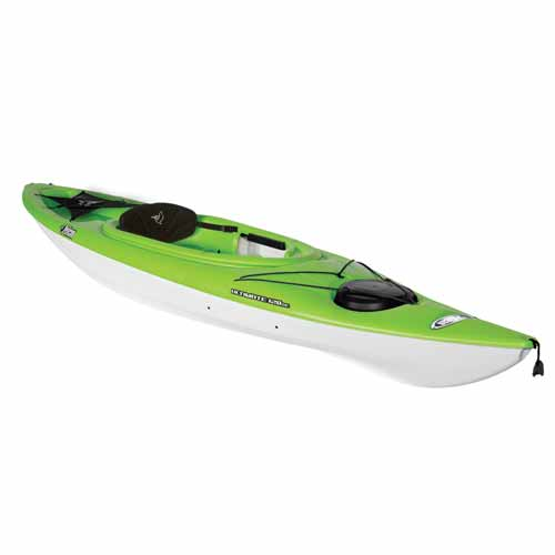 Ultimate 120 Sit-in Kayak, Lime, swatch