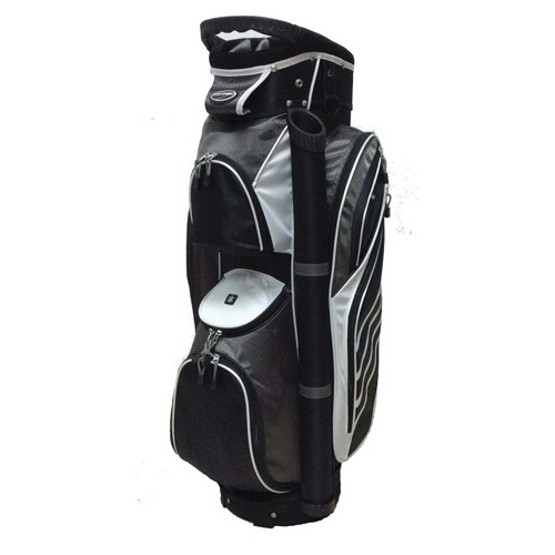 Cart Bag, Black/Charcoal, swatch