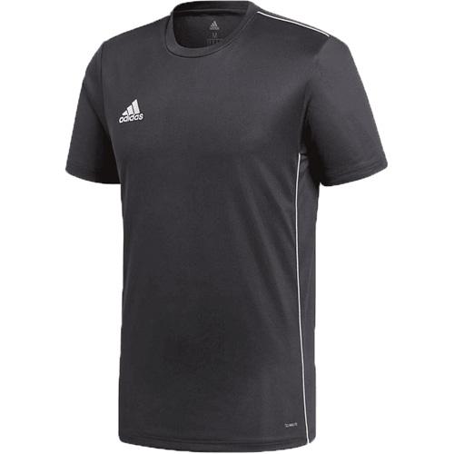 Men's 18 Climalite Polo Shirt, Black, swatch