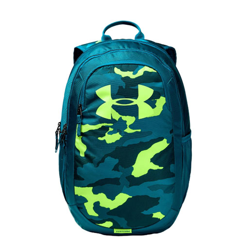 Scrimmage 2.0 Backpack, Blue/Green, swatch