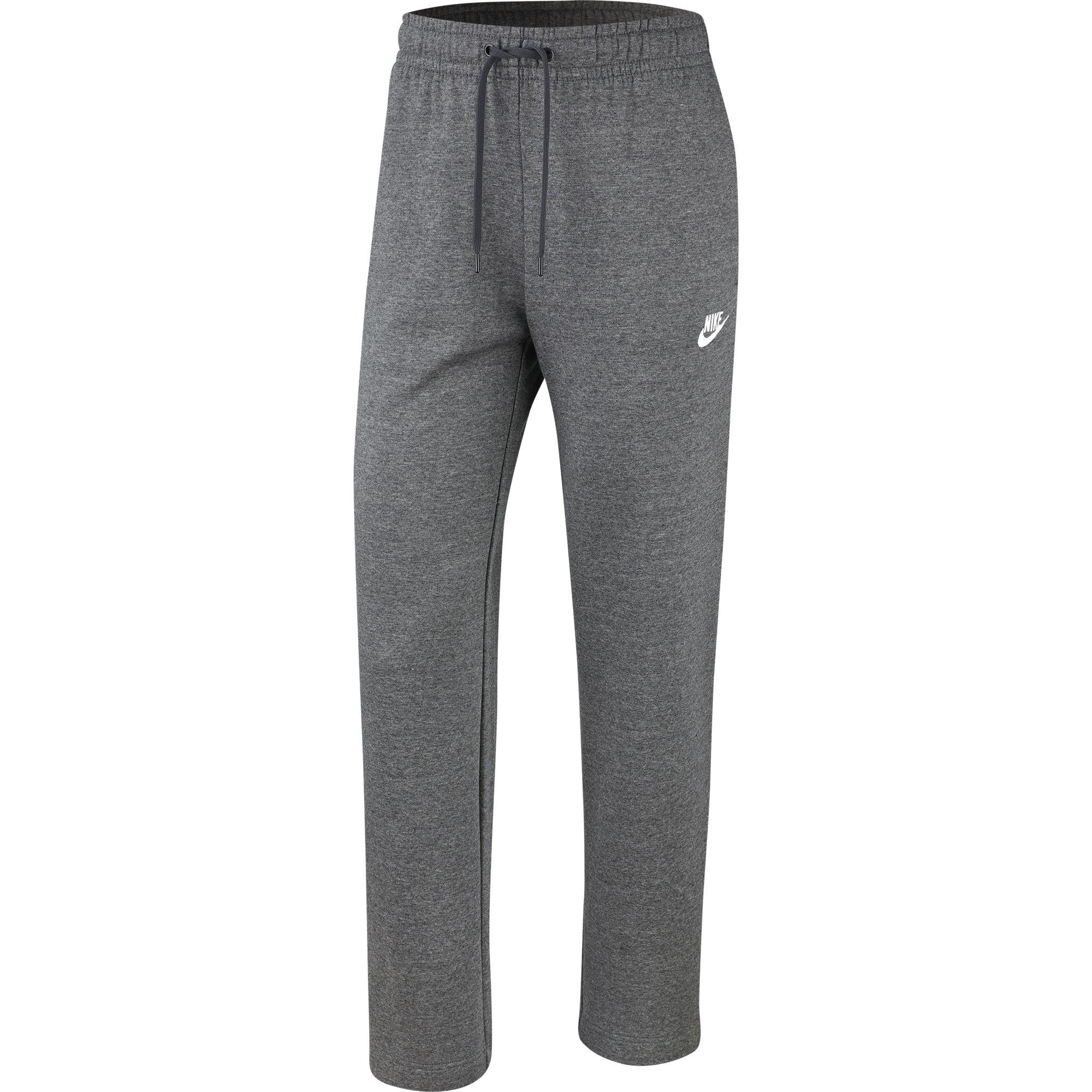 Women's Nike Sportswear Fleece Pants, Charcoal,Smoke,Steel, swatch