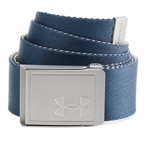 Men's Webbing Belt 2.0 Golf Belt, Navy, swatch