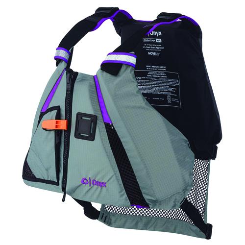 MoveVent Dynamic Floatation Vest, Purple, swatch