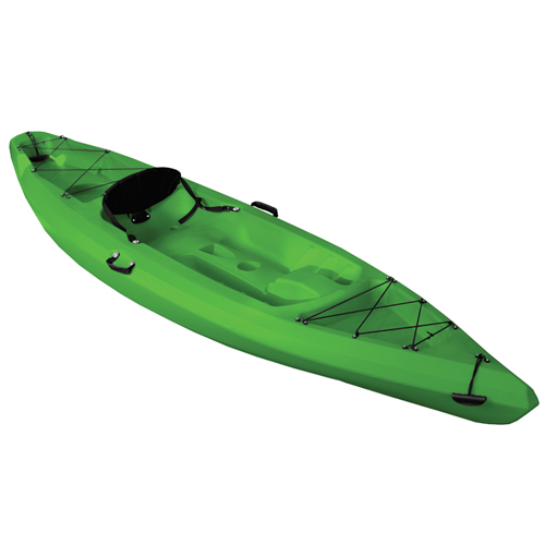 Explorer 10.4 Sit-On Kayak, Green/Blue, swatch
