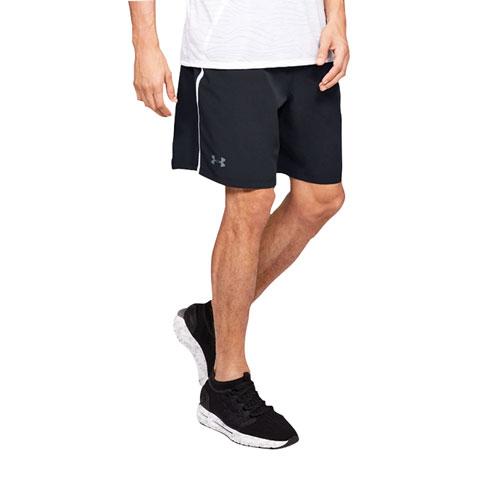 Men's UA Qualifier WG Perf Shorts, Black, swatch