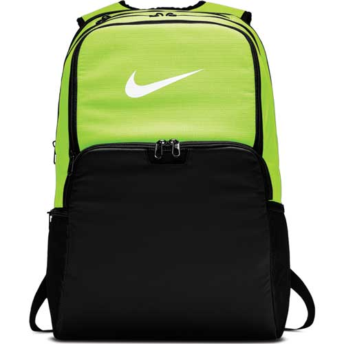 Brasilia XL Backpack, Neon Green, swatch
