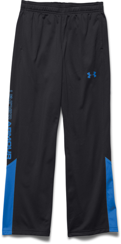 Boy's Brawler 2.0 Pant, Black/Blue, swatch