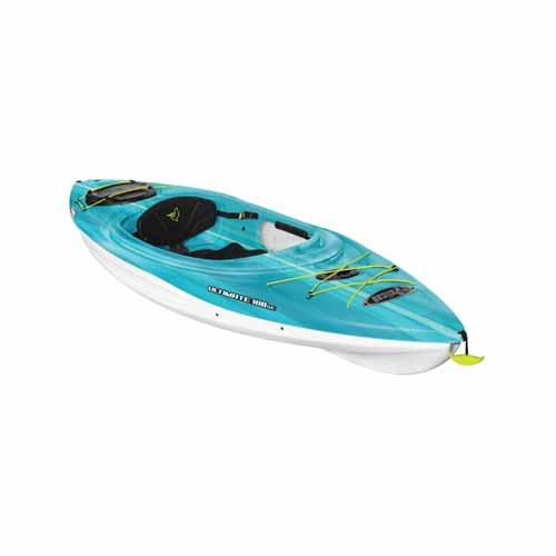 Ultimate 100 Sit-in Kayak, Turquoise,Aqua, swatch