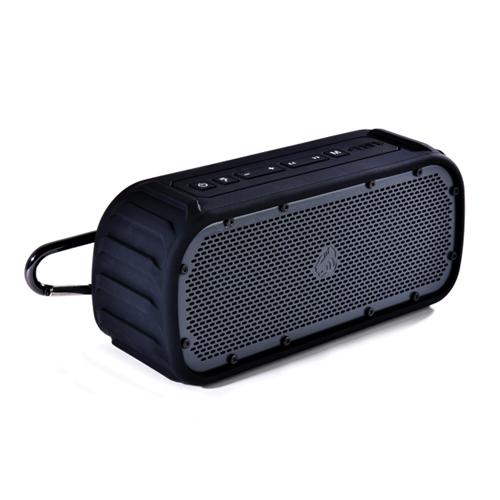 Corbett 1s Rugged Bluetooth Speaker, Black, swatch