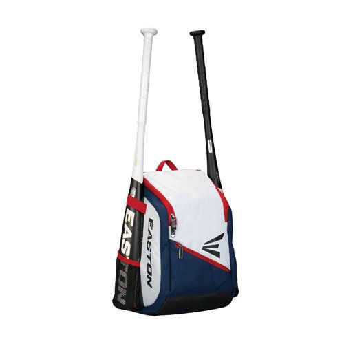 Youth Game Ready Bat Pack, Red, White And Blue, swatch