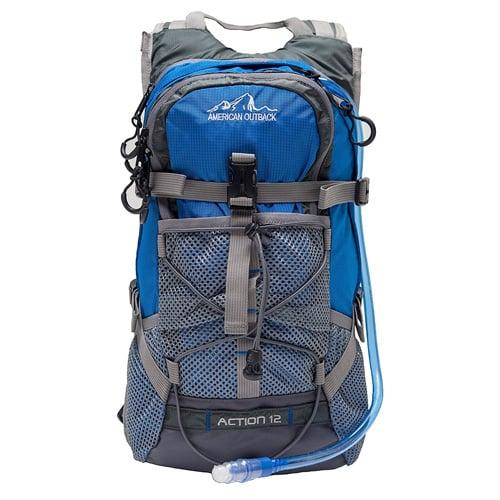 Diamond 2L Hydration Backpack, Blue, swatch
