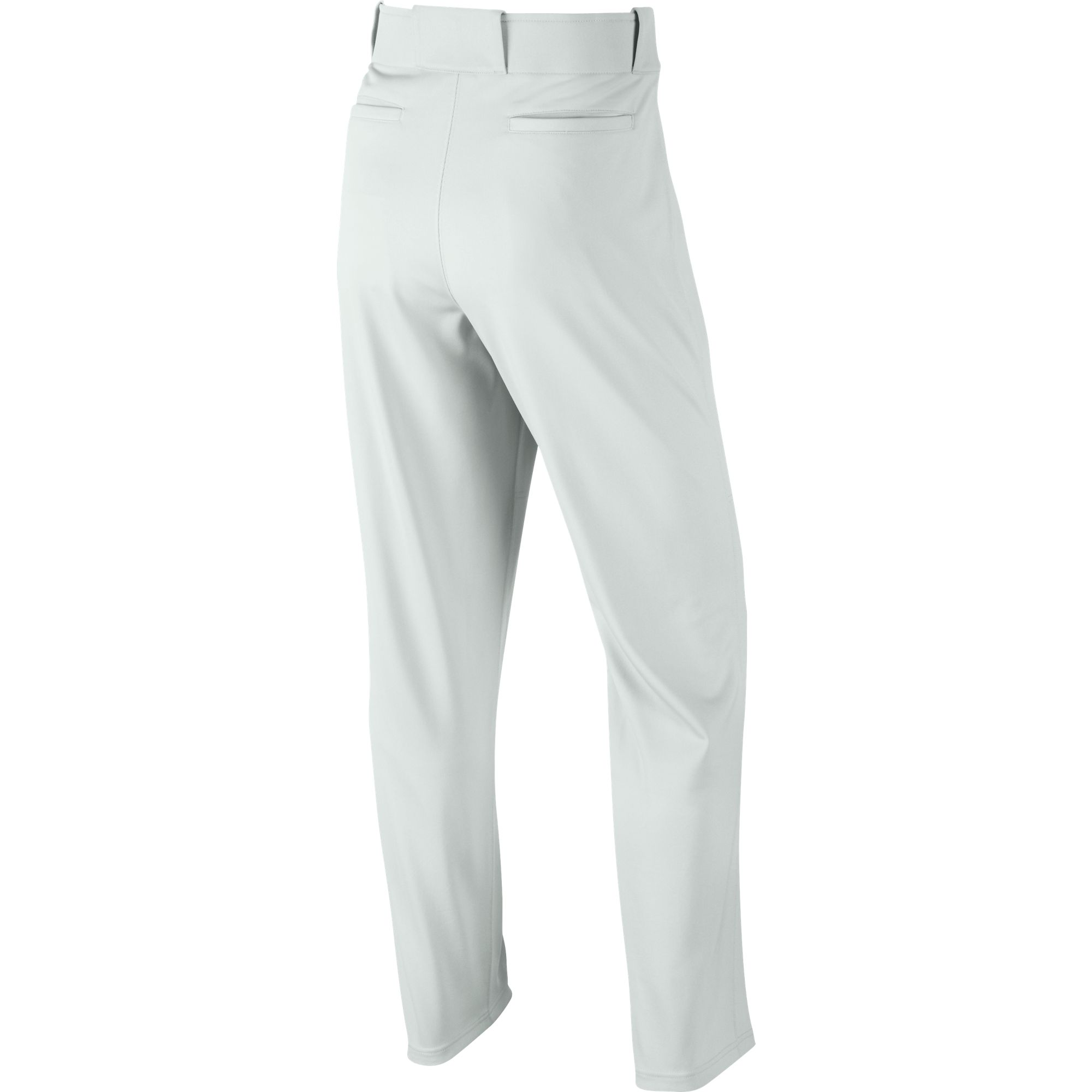 Men's  Core DF Open Bottom Baseball Pants, White, swatch