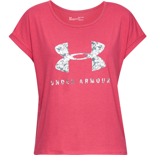 Women's Graphic Sportstyle T-Shirt, Hot Pink,Fuscia,Magenta, swatch