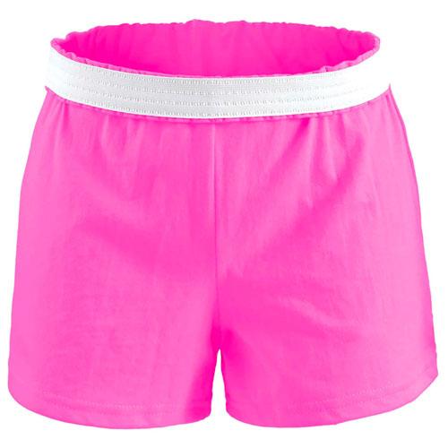 Women's Cheer Short, Hot Pink,Fuscia,Magenta, swatch