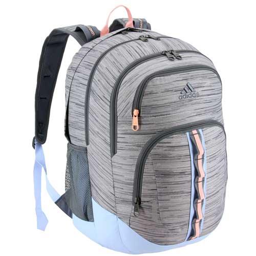 Prime V Backpack, Gray/Blue, swatch