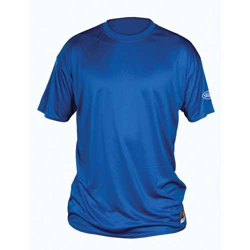 Solid Short Sleeve Shirt, Royal Bl,Sapphire,Marine, swatch