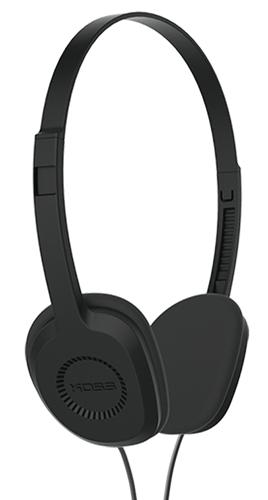 On-Ear Headphones, Black, swatch