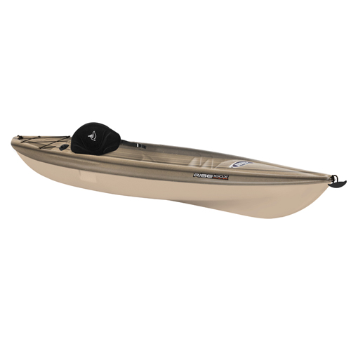 Rise 100X Sit-On-Top Angler Kayak, Tan,Beige,Fawn,Khaki, swatch