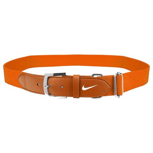 Youth Baseball Belt 2.0, Orange, swatch