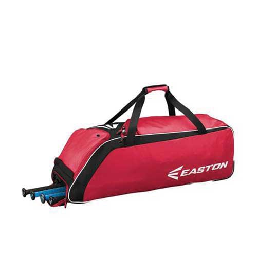 E510W Wheeled Equipment Bag, Red, swatch