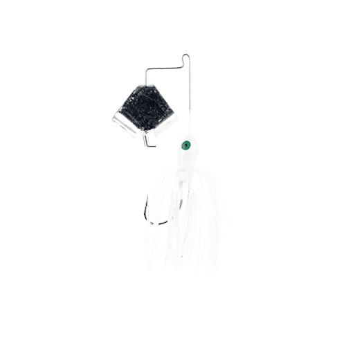Mini Pro-Buzz Buzzbait 1/8 oz., White, swatch