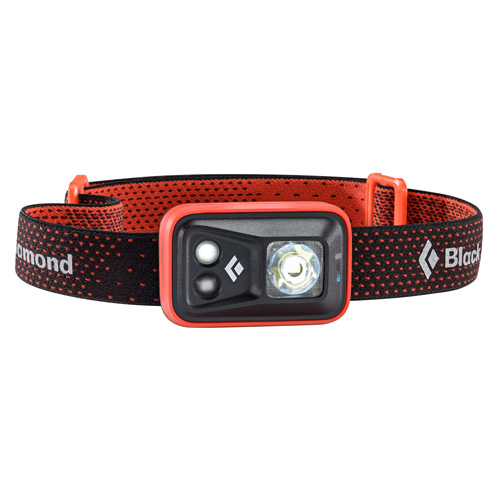 Spot Head Lamp, Red, swatch