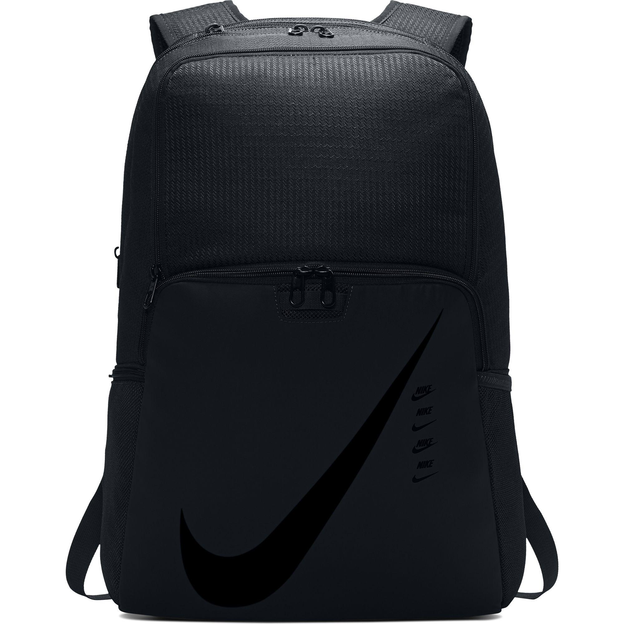 Brasilia XL Backpack, Black/Black, swatch