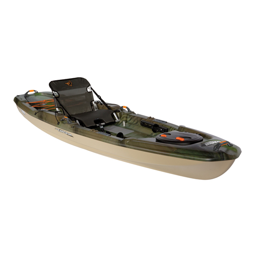 Catch 120 Angler Kayak, Dkgreen,Moss,Olive,Forest, swatch