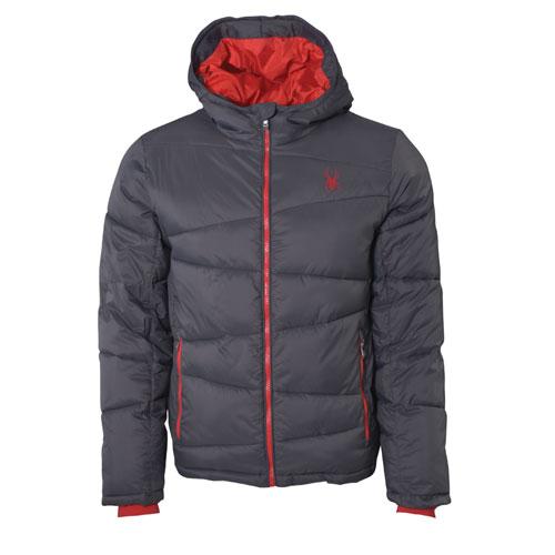 Men's Nexus Puffer Jacket, Charcoal,Smoke,Steel, swatch