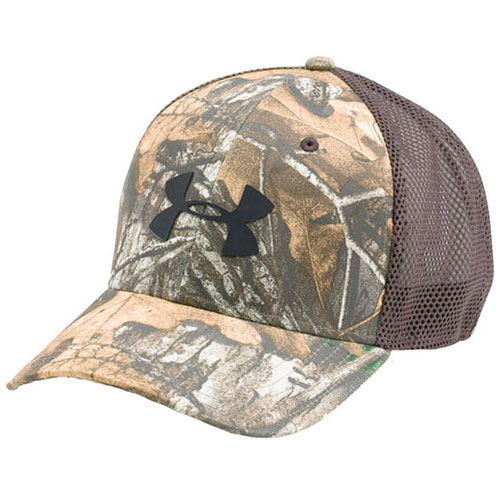 Men's Camo Mesh Cap 2.0, Realtree, swatch
