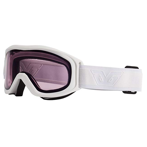Crest Goggles, White/Pink, swatch