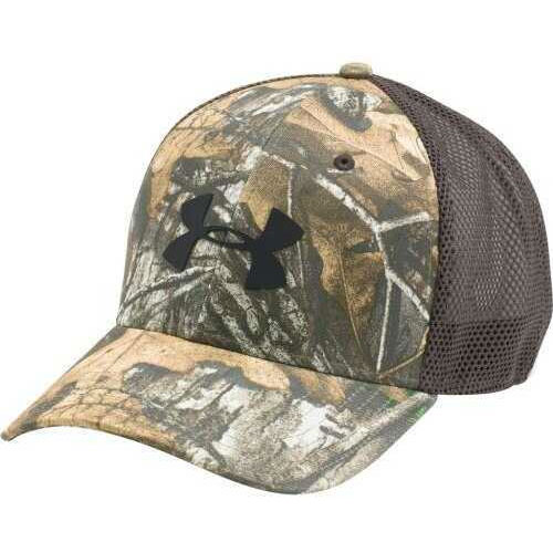 Men's Camo Mesh Cap 2.0, Camoflage Tan, swatch