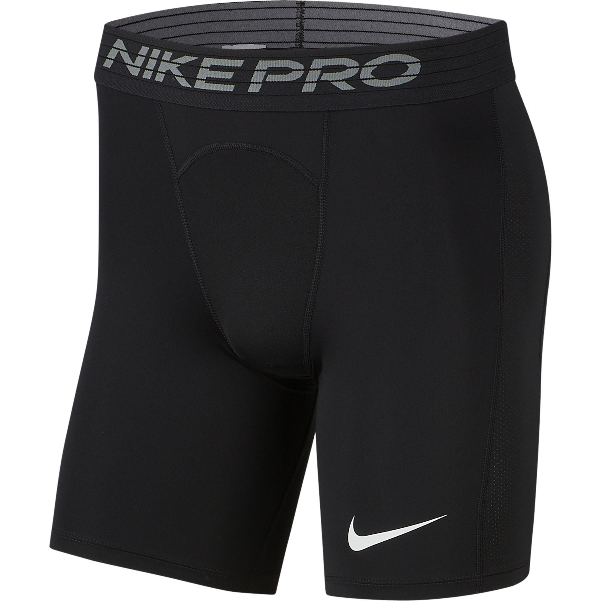 Men's Pro Shorts, Black, swatch