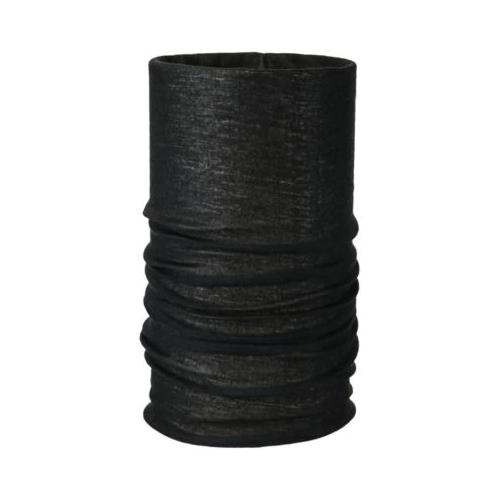 Single Layer Neck Tube, Black, swatch