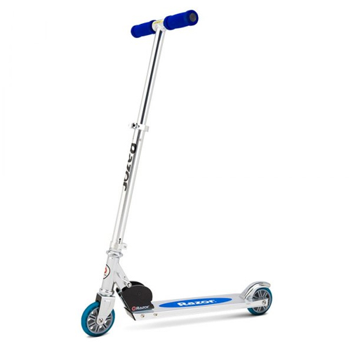 Razor A Scooter, Blue, swatch